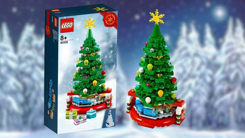 Lego Christmas Tree 40338 In 2020 Lego Christmas Tree Lego Christmas Lego Christmas Sets