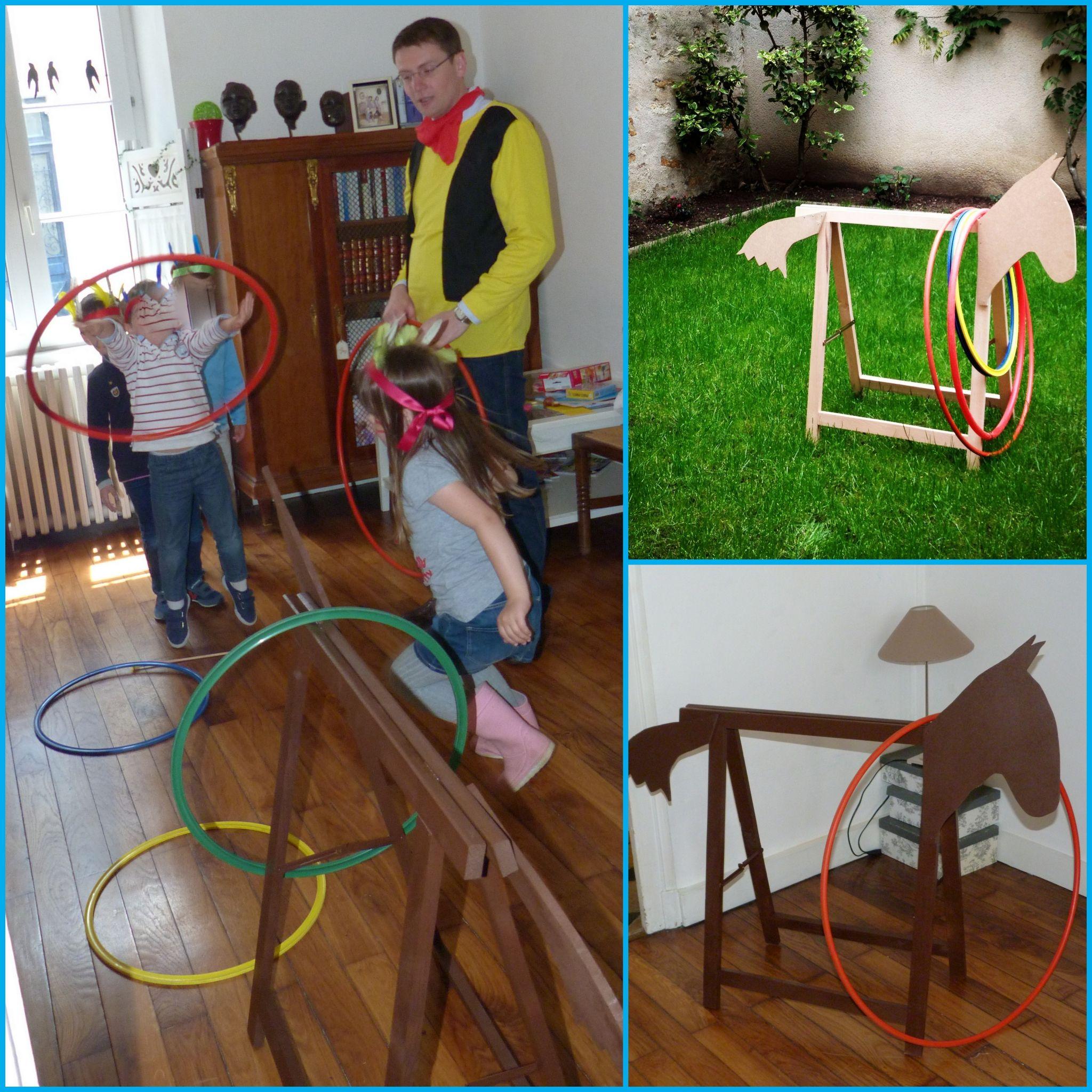 jeu anniversaire cheval