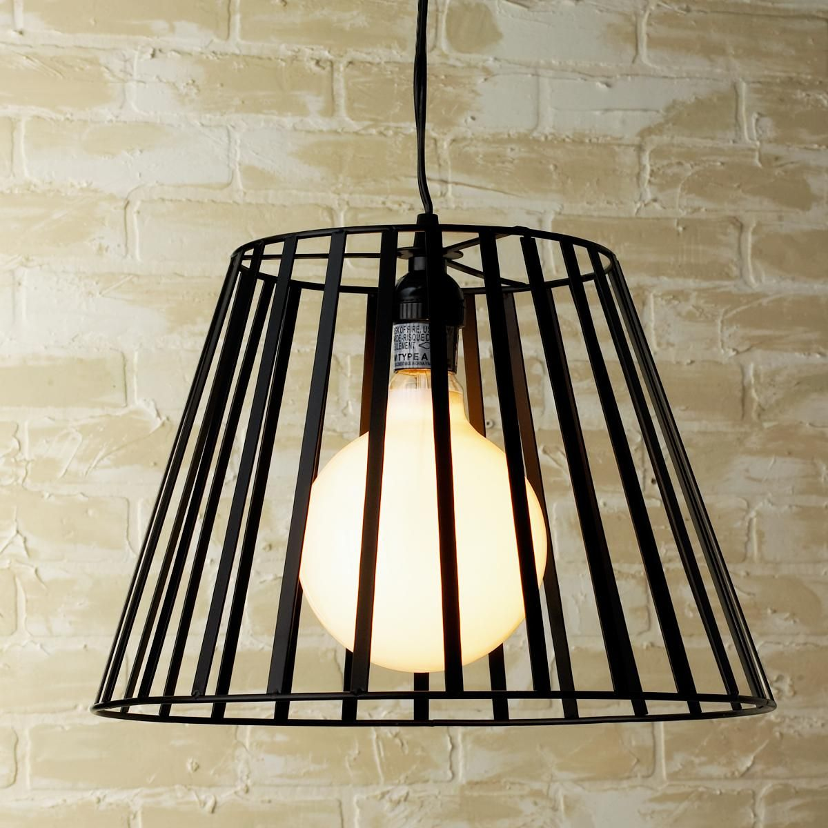 Metal wire strap pendant light for the home pinterest pendant