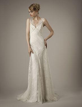 Elizabeth Fillmore Bridal Spring 2017 Wedding Dresses