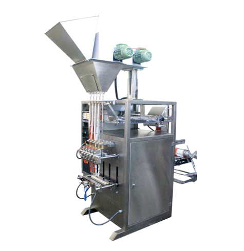 Nescafe Packaging Machine