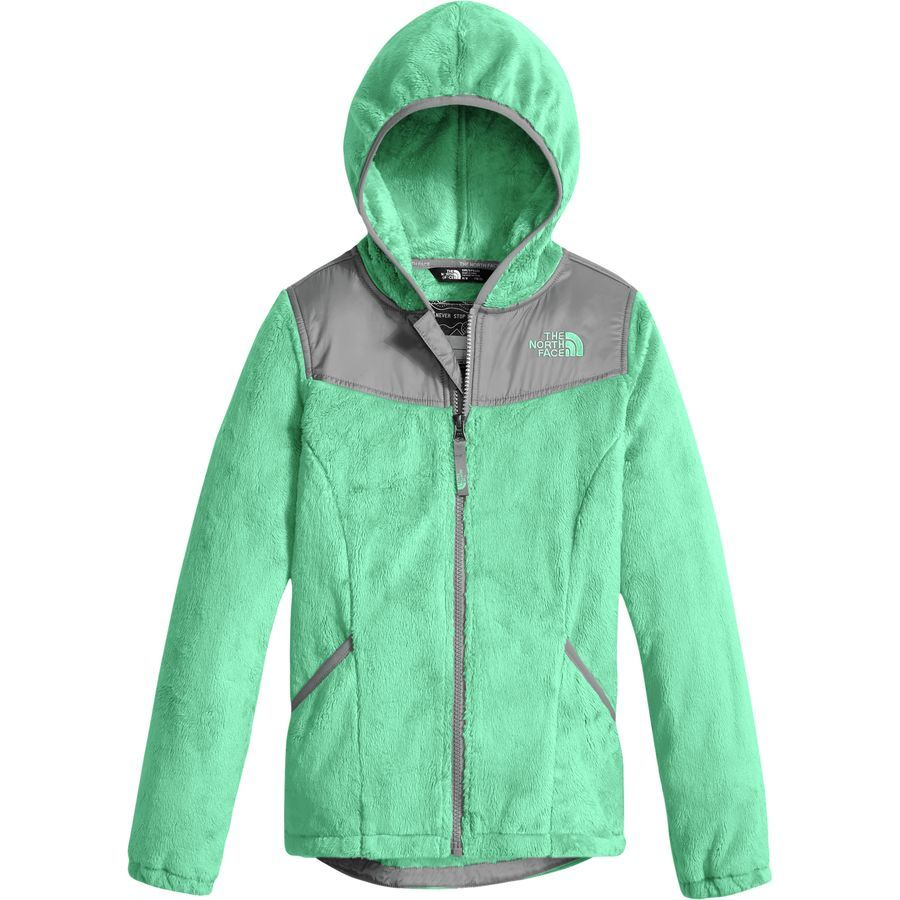 220426dc051 The North Face - Oso Hooded Fleece Jacket - Girls