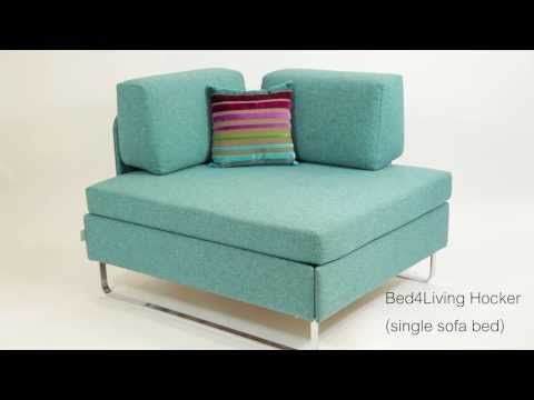 Stylish Single Beds how about this for a stylish armchair/all the time use single sofa