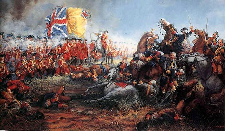 By 1756, the American conflict had spread to Europe, where it was known as the Seven Years' War, and pitted Britain and Prussia against France, Spain, and Austria. When Britain mounted major offensives in India, West Africa, and the West Indies as well as in North America, the conflict became the Great War for Empire.