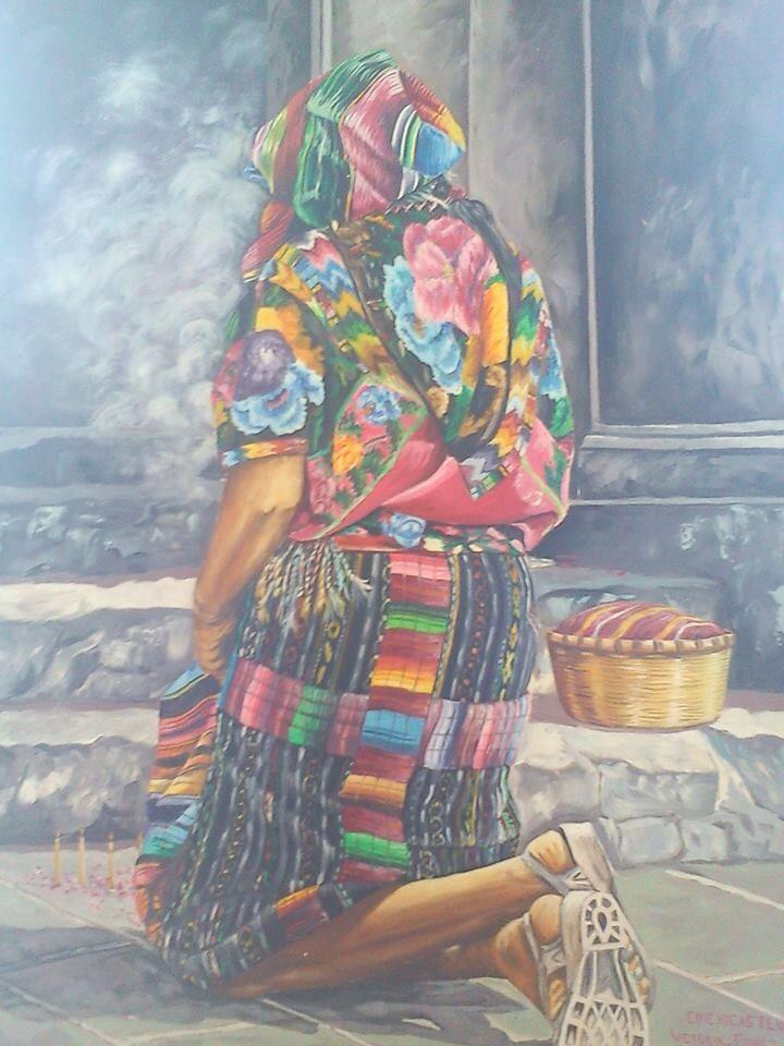 Chichicastenango, Guatemala , author unknown