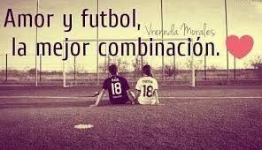 Futbol Frases De Amor Mujeres Buscar Con Google 1 Pinterest