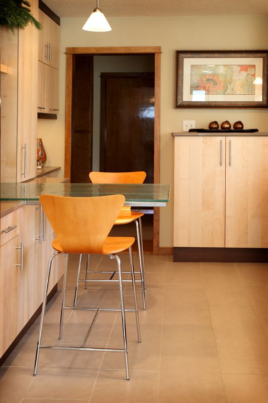 Cast Gl Countertop By Studio L Glworks Thickness 3 4 Texture Fizee Type Clear