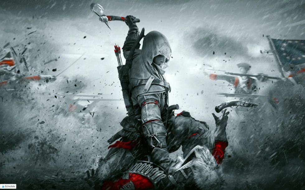 Assassin S Creed Iii Remastered Will Be Available On Switch Assassin S Creed Wallpaper All Assassin S Creed Assassins Creed Art