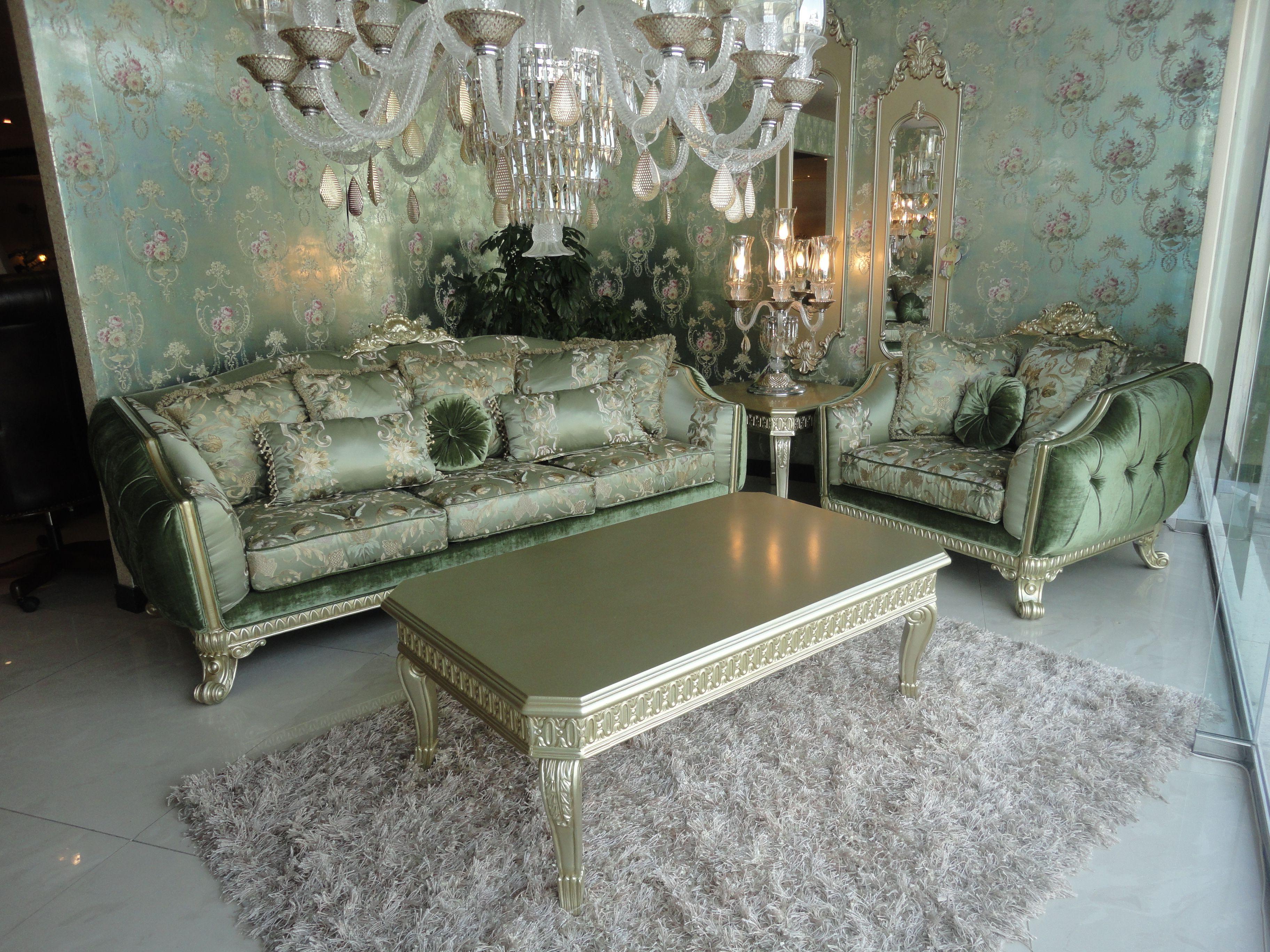Luxury at its best at Al Huzaifa Furniture alhuzaifa
