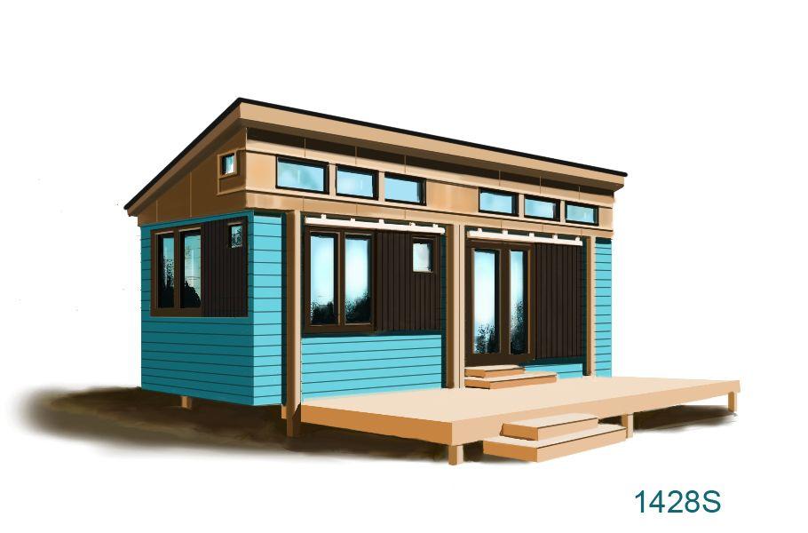 Residential Ready Structures : Craven Construction 위에 본체와 결합가능한 부품을 이용하여 다양한 기능을 수행할 수 있는 모듈을 얹어 놓는 것을 것을 고려해 볼 수 있다.
