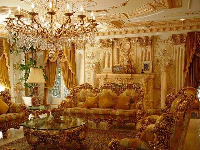 Best Of Shahrukh Khan House Interior Photos