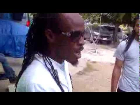 Did La Lewis really Got beaten From a Well known Studio In Portmore?