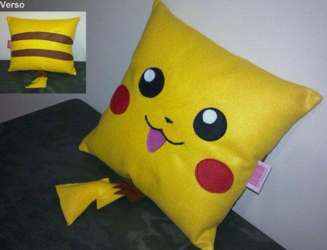 Pikachu pillow pillows pinterest