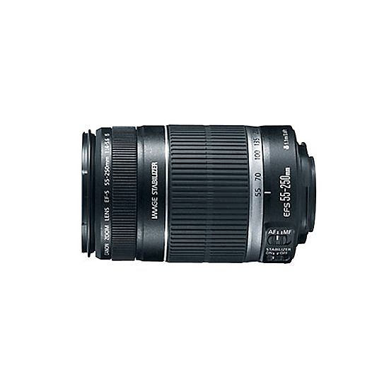 Canon EF-S 55-250mm f/4-5.6 IS Lens        -included in k.dawsons kit