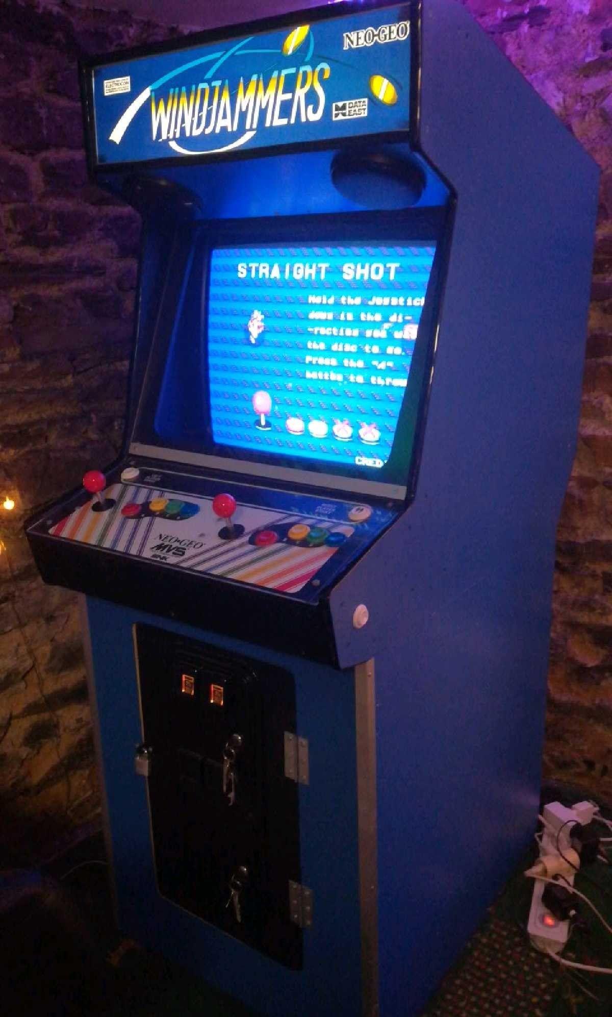 Neo Geo My Diy Arcade Cabinet Diy Arcade Cabinet Arcade Cabinet Arcade
