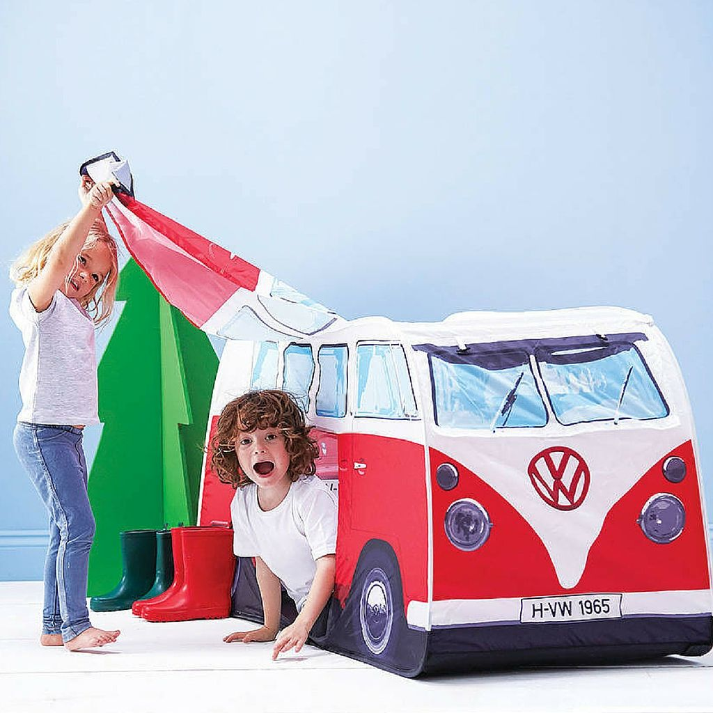 Life is always better in a classic Volkswagen Campervan... Especially when its all yours and it sets up in 2 minutes!