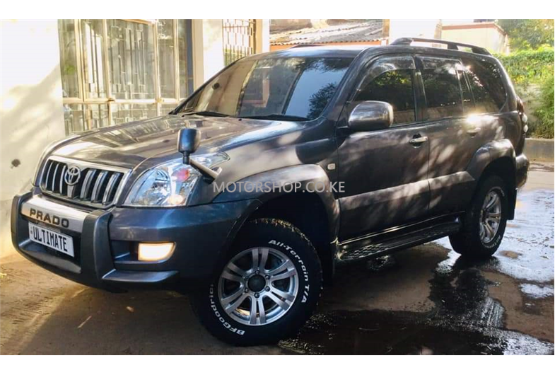 Toyota Prado Japanese Used Cars Cars For Sale Used Cars