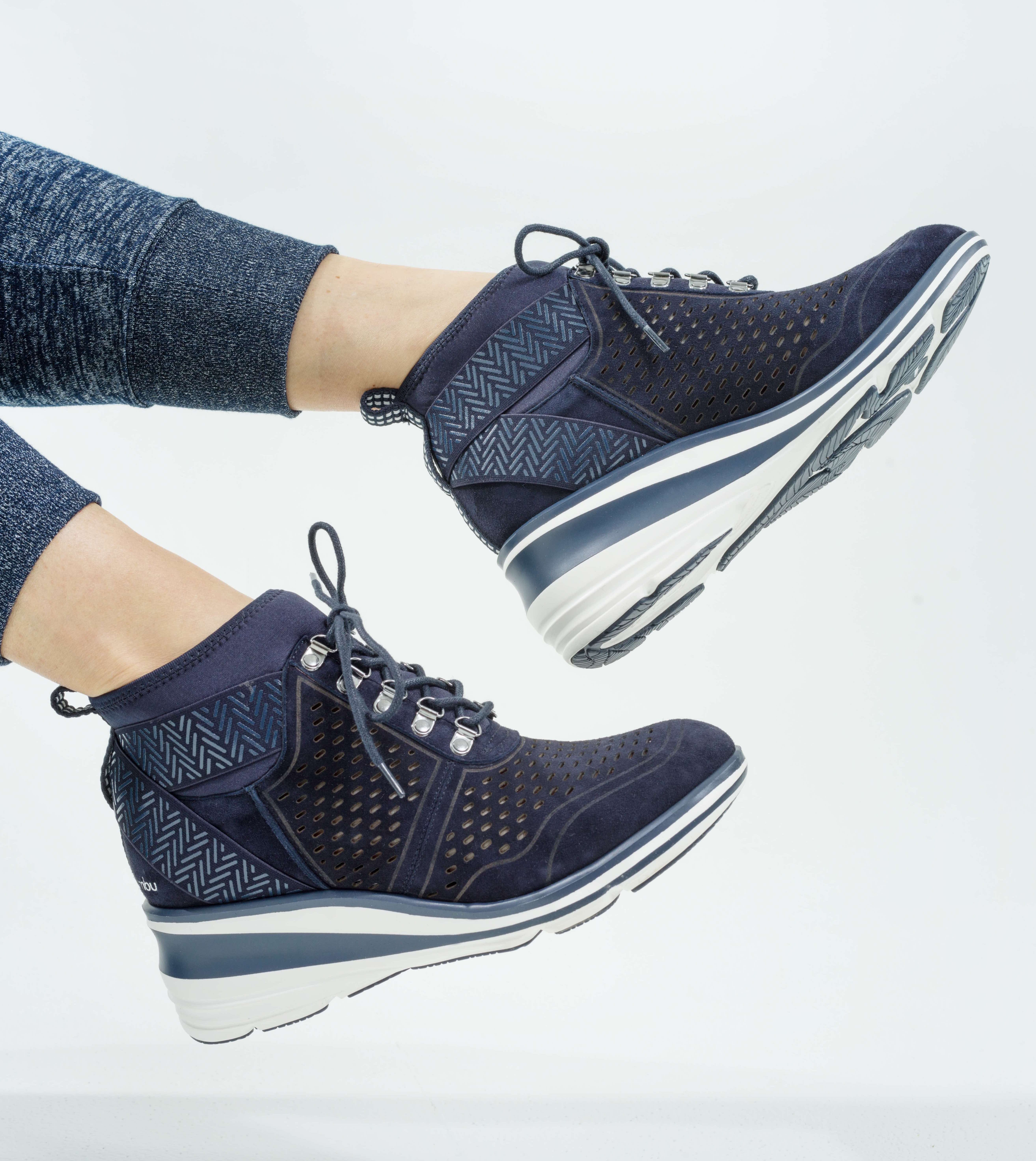 Offbeat Sneaker Booties by Jambu® comfortable for sale cheap sale largest supplier cheap find great aCNIy5