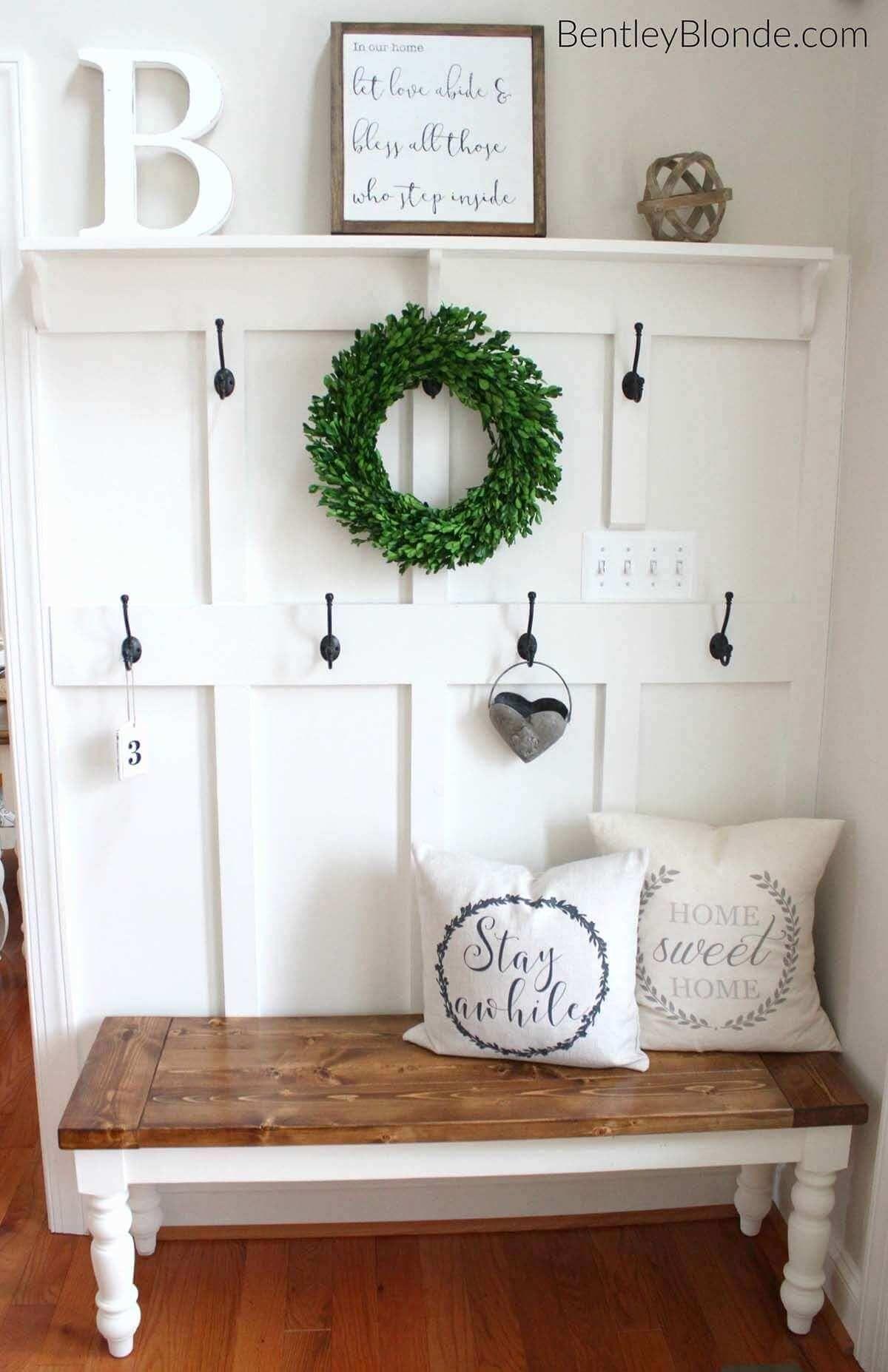 Photo of 24 weiße Bauernhausdekorationen und Designideen, um einen charmanten und romantischen Raum zu schaffen – Einrichtungs Ideen
