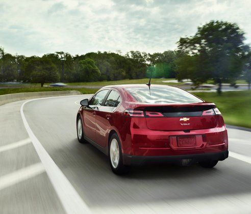 Chevrolet Volt Owners Have Driven Over 100 Million Electric Miles (5 Million Gallons of Fuel Saved)