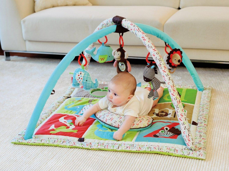 Gimnasios para bebés 👶 ¡Diversión y desarrollo para tu pequeño ...