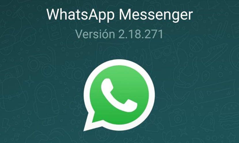 Las notas de voz cierra de forma inoportuna WhatsApp beta