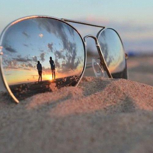 by itsalwaysbeautiful instagr.am/p/UxVQ-AKRR9/##sunglasses ##reflection ##aviators
