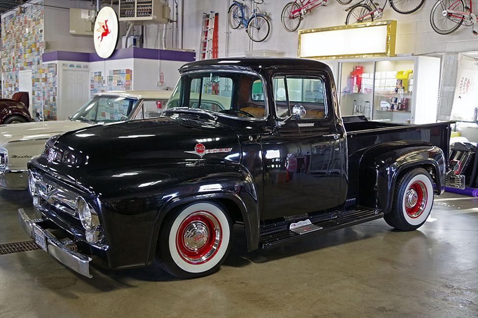 1956 Ford F100 Pickup at Fast Lane Classic Cars 427 Little