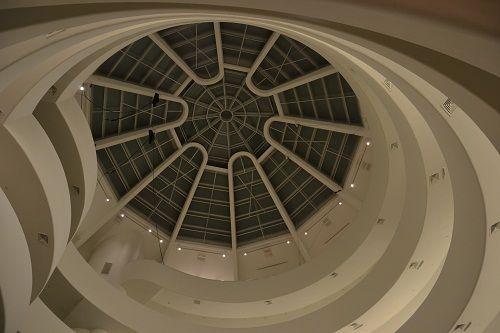 #GuggenheimMuseum, #NYC