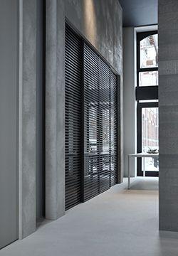Showroom Bruxelles | Rimadesio nel mondo: porte scorrevoli in vetro ...