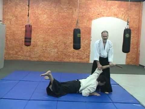 Knife Disarming Basics Aikido Tanto Tori 1 Youtube Aikido