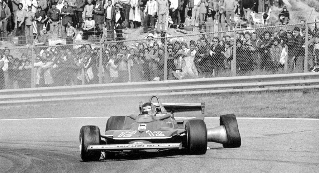 Photo of the day: Gilles Villeneuve never gives up | Olanda ...