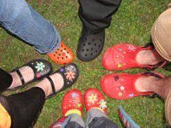 Crocs Shoes: Healthy Footwear For