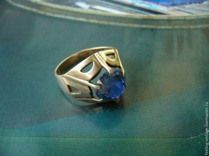 b08c8f44b667 Винтажные украшения. Старинное кольцо