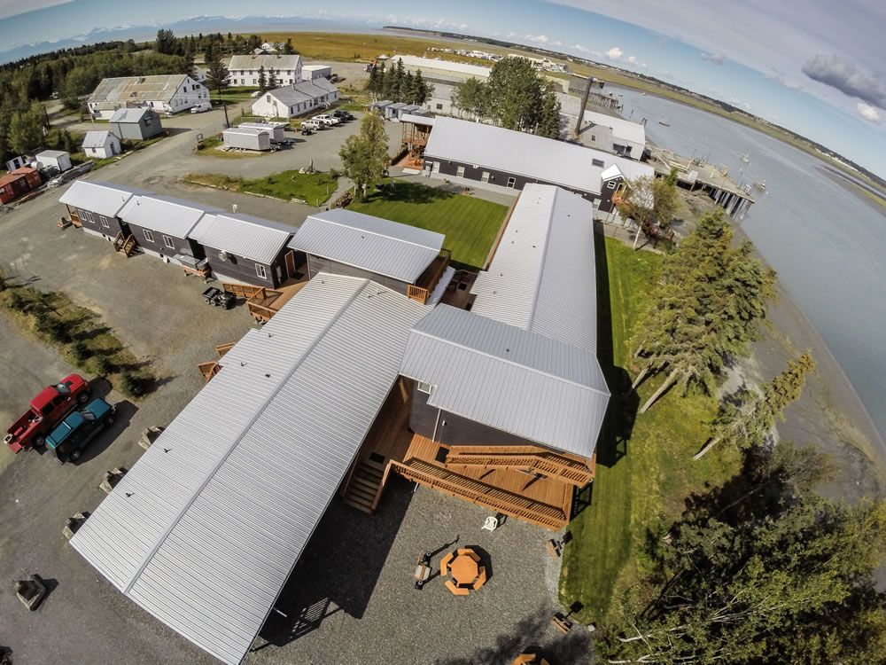 Best Project Cannery Lodge Location Alaska Products Strata 400 x 300