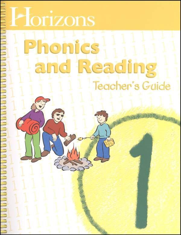 Horizons Phonics and Reading 1 Teachers Guide