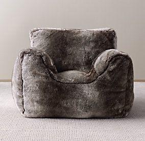 Bean Bags U0026 Bean Bag Chairs | Restoration Hardware Baby U0026 Child