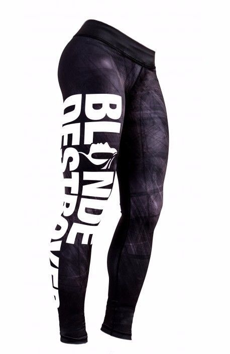 496c86016d8904 BLOND DESTROYER WOMEN S SPORT PANTS/LEGGINGS/TIGHTS/Fitness/Running SIZE M