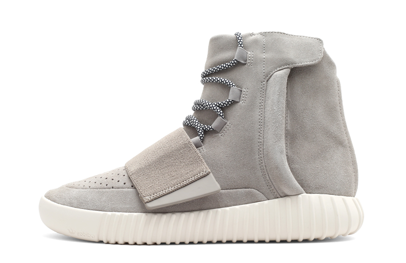 hot sale online 395d3 b796c Kanye West x Adidas Yeezy Boost 750 Replica High Top