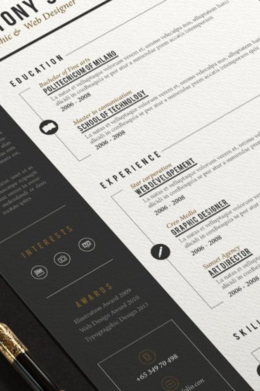Pro Resume Cover letter for resume, Downloadable resume