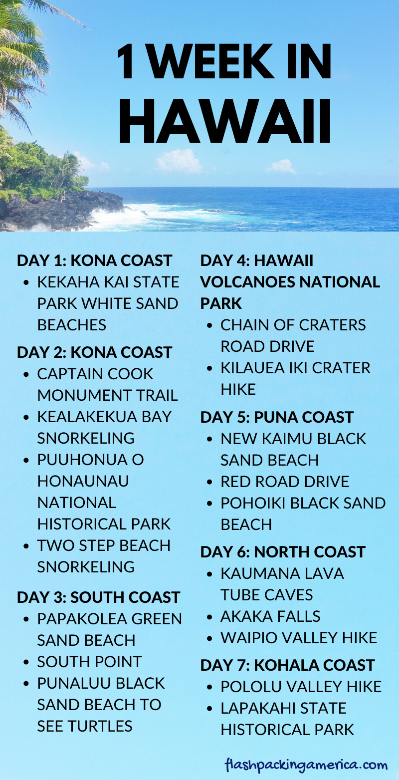 , Things to do in Hawaii – US vacation ideas for Big Island Hawaii, My Travels Blog 2020, My Travels Blog 2020