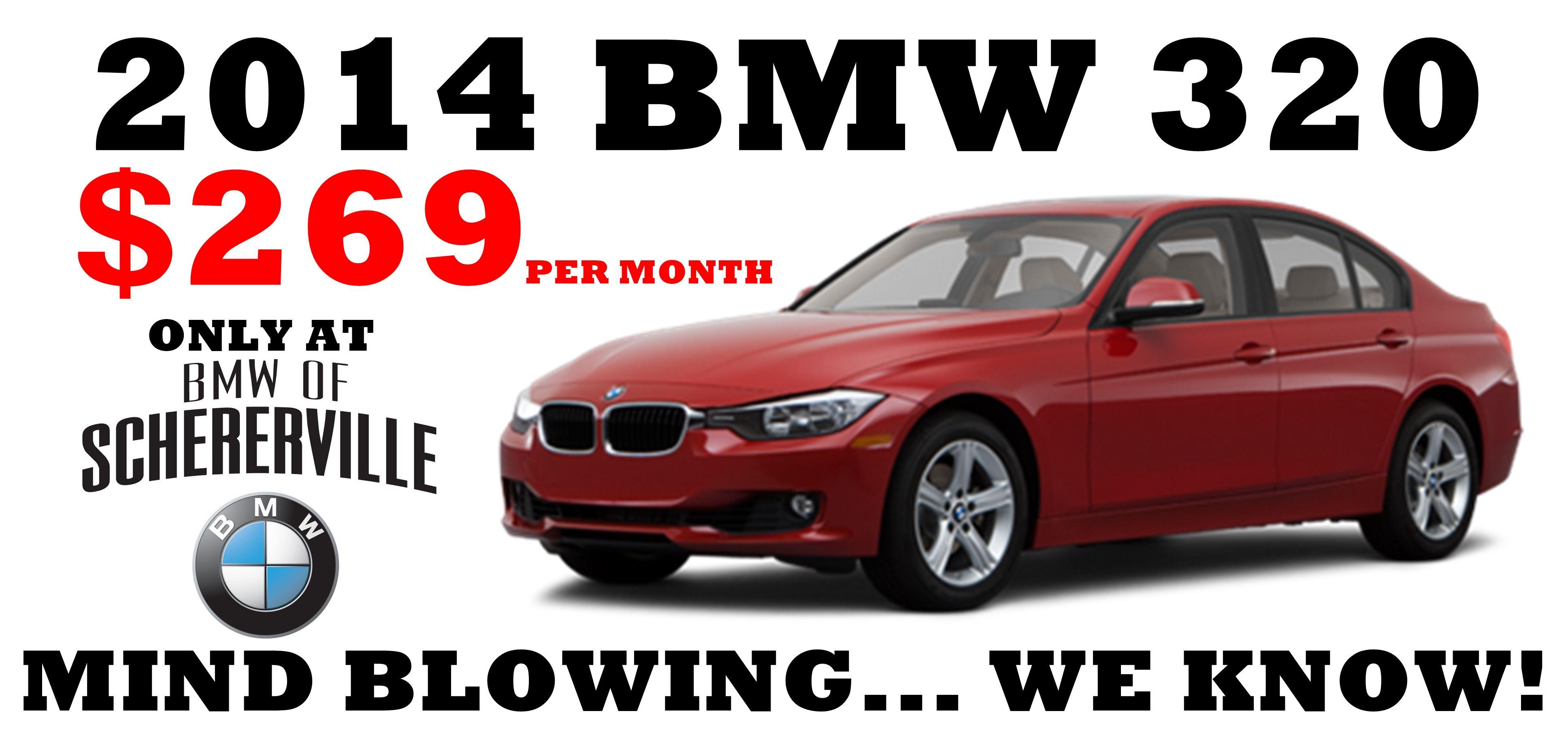 Billboard layout. BMW of Schererville Social media