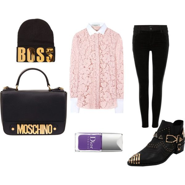 """i M boss"" by workingincloset on Polyvore #workingincloset #valentino #fashionstylist #blogger #workingincloset  http://workingincloset.blogspot.it/"