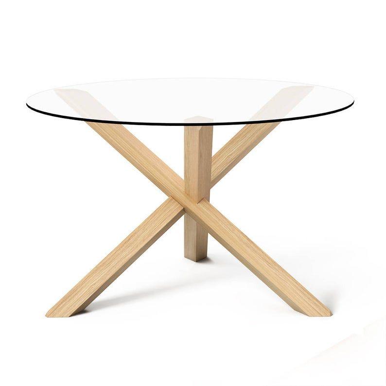 1 X 3 Pieds De Table A Manger Pour 47 120cm Haut Base De Table