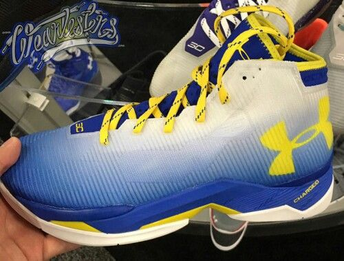 8939e14130c Under Armour Curry 2.5 - Dubnation