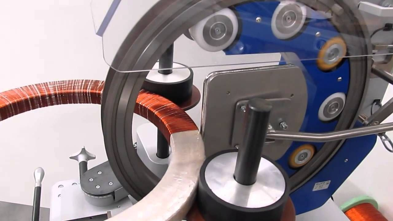 Ruff Rws Global Toroidal Winding Machine Diy Videos Electronics Projects Rws