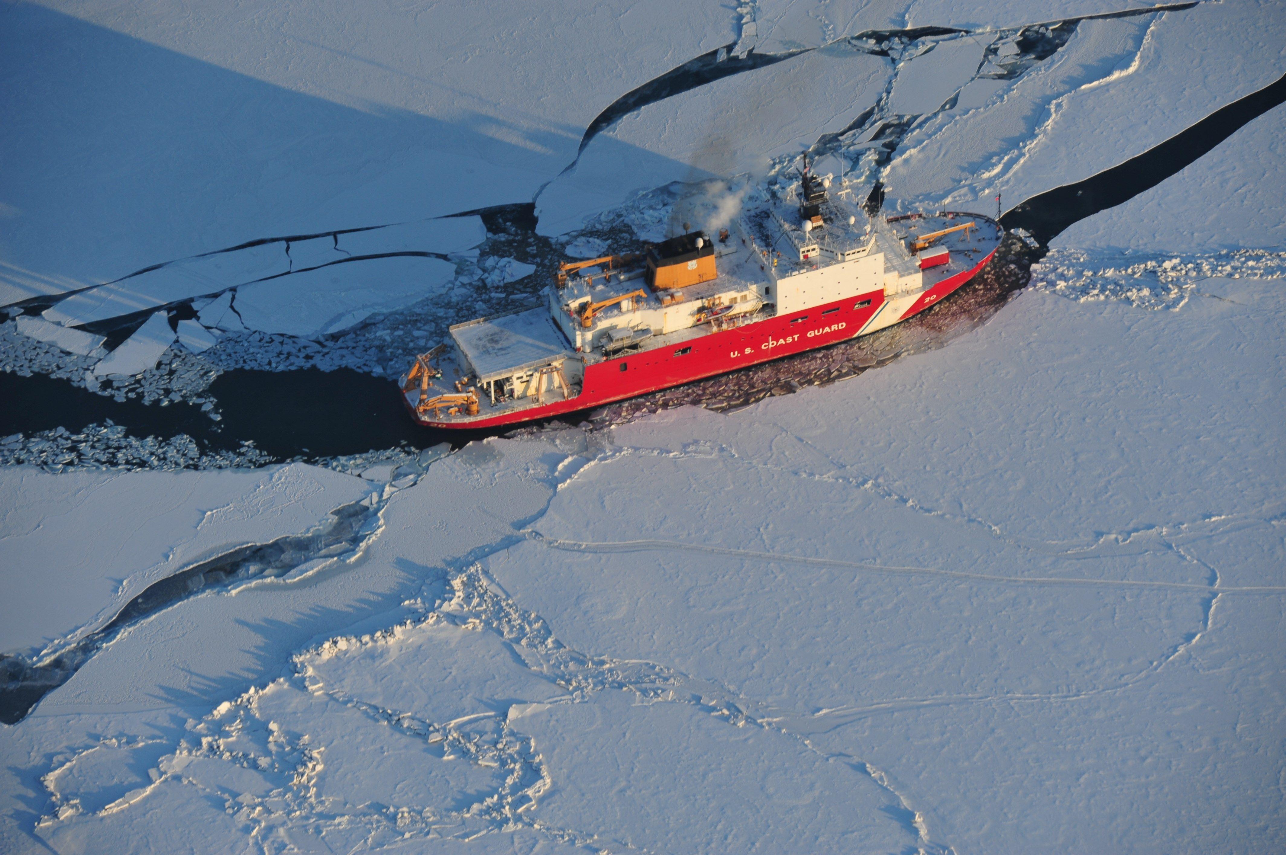 садовая посадка ледокол ломает лед фотографии переднего бортика