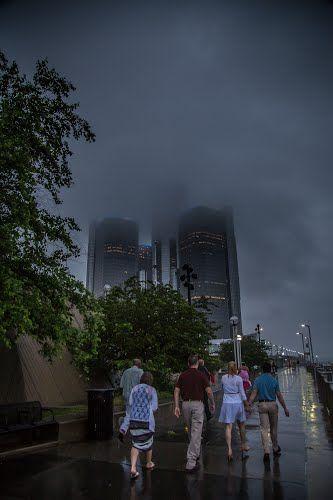 Detroit Riverwalk - Google Maps   3D Graphics   Pinterest   Detroit ...
