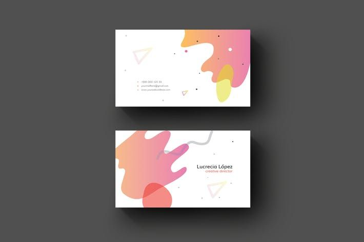 Business Card By ThemeExpress  Art Design Inspiration