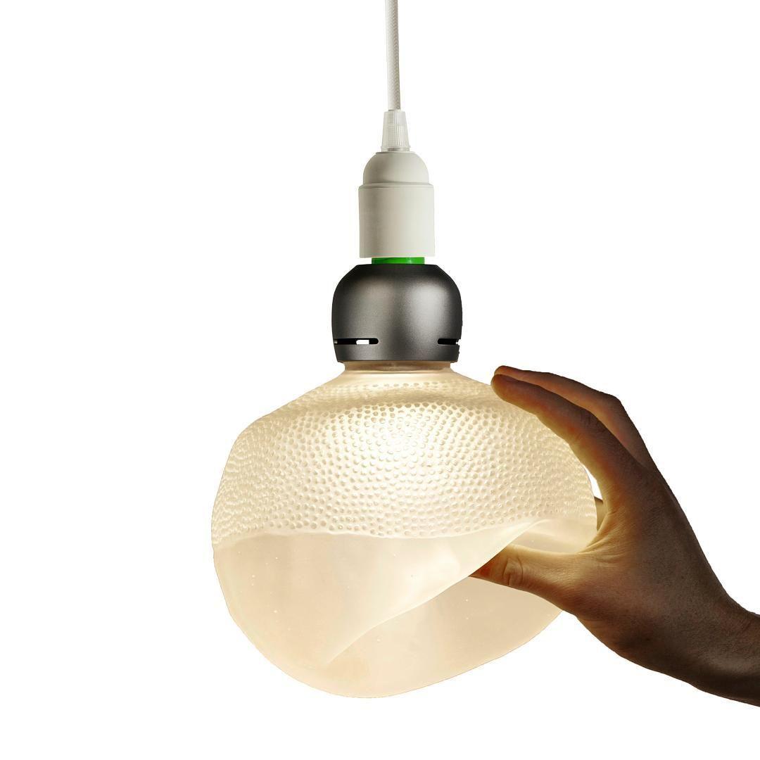 Do designer Nacho Carbonell, luminária Booo bulb | Lamps ...